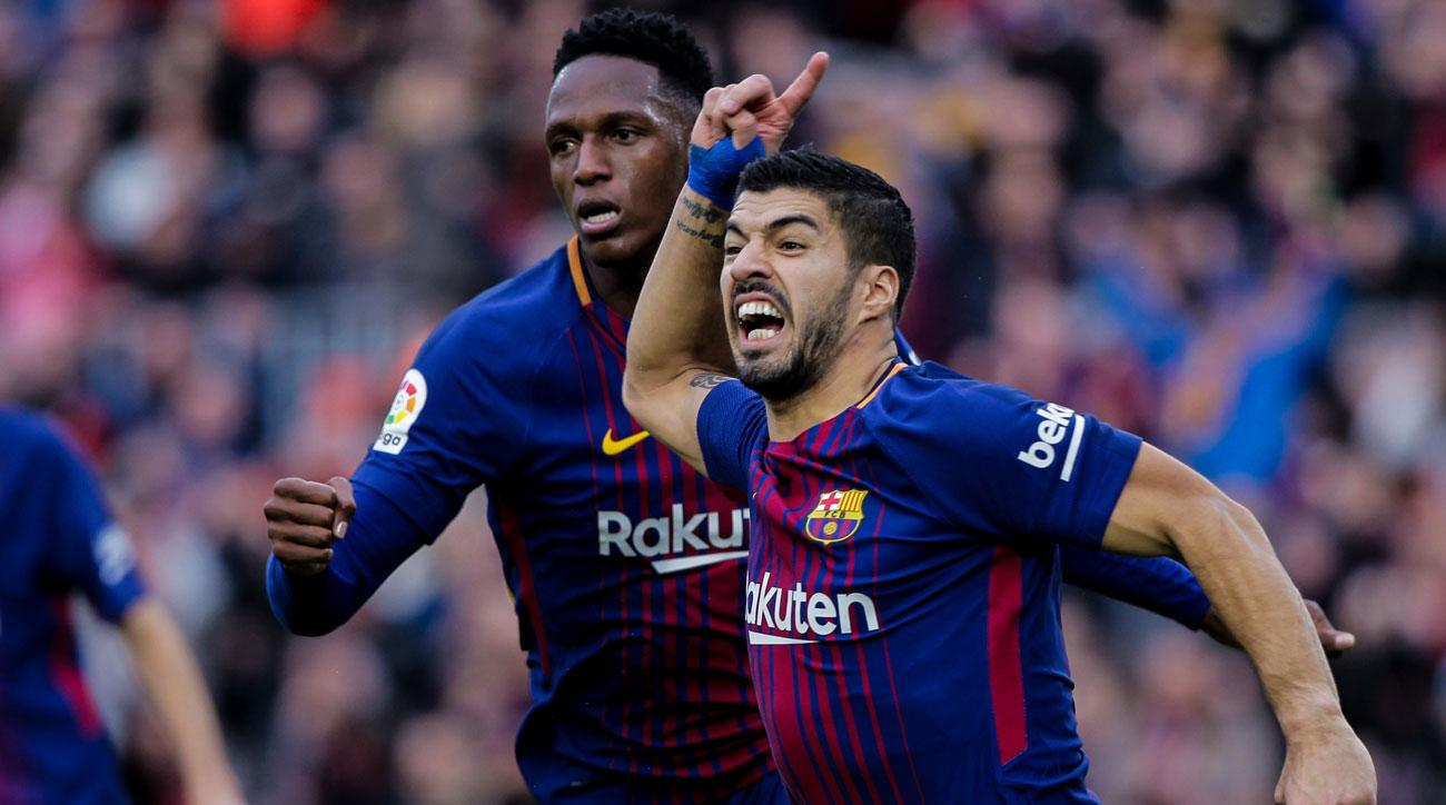 Barca grinds out victory in Eibar