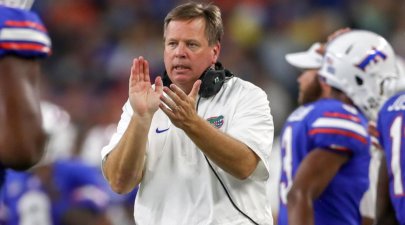 Jim McElwain joins Michigan Wolverines' coaching staff