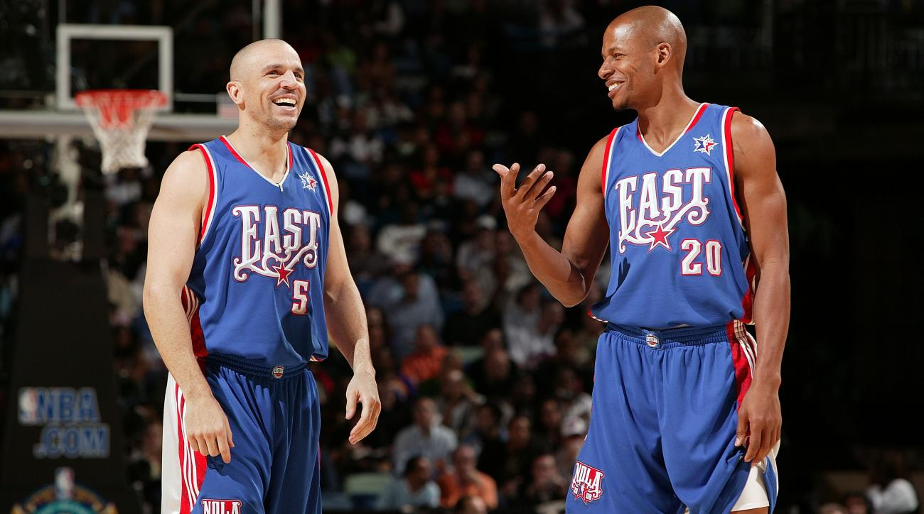 Nash, Kidd lead finalists for basketball Hall of Fame