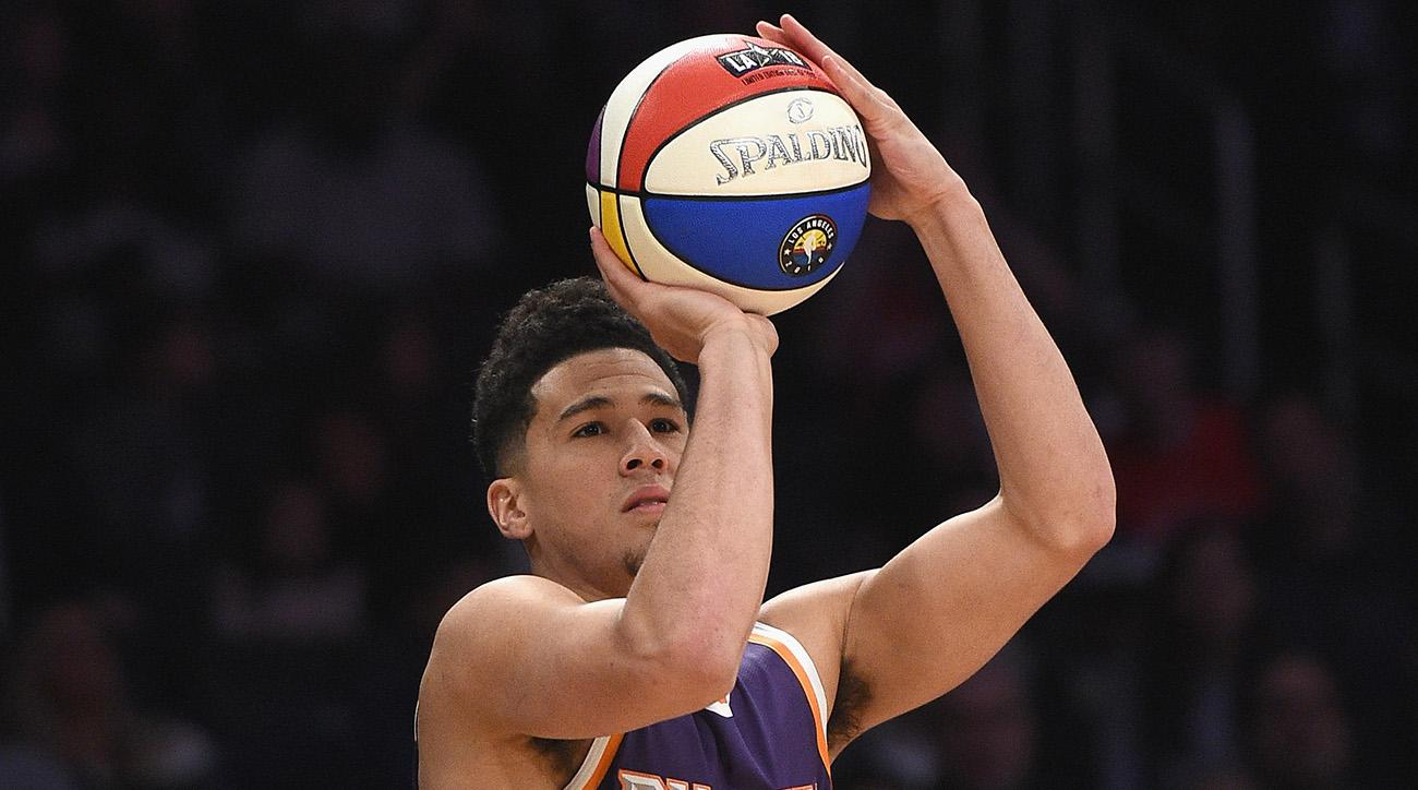 All-Star Weekend: Devin Booker wins 3-point contest | SI.com