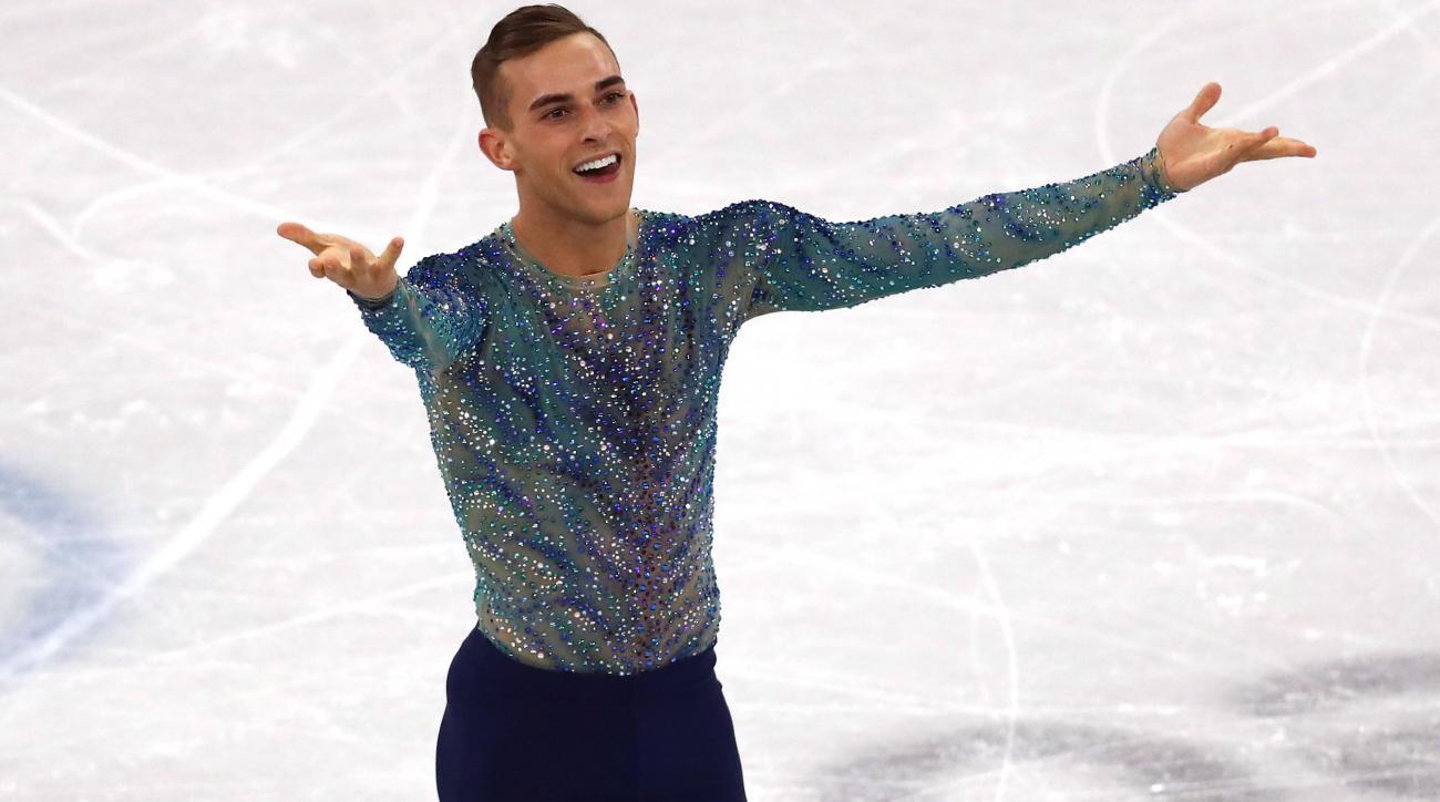 Olympics: NBC Hires Adam Rippon as Correspondent