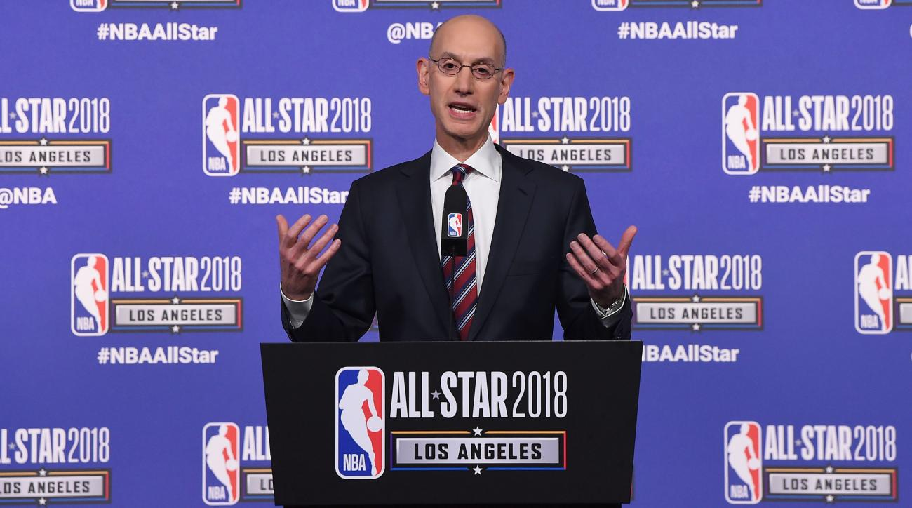 NBA Considering 1-16 Playoff Format