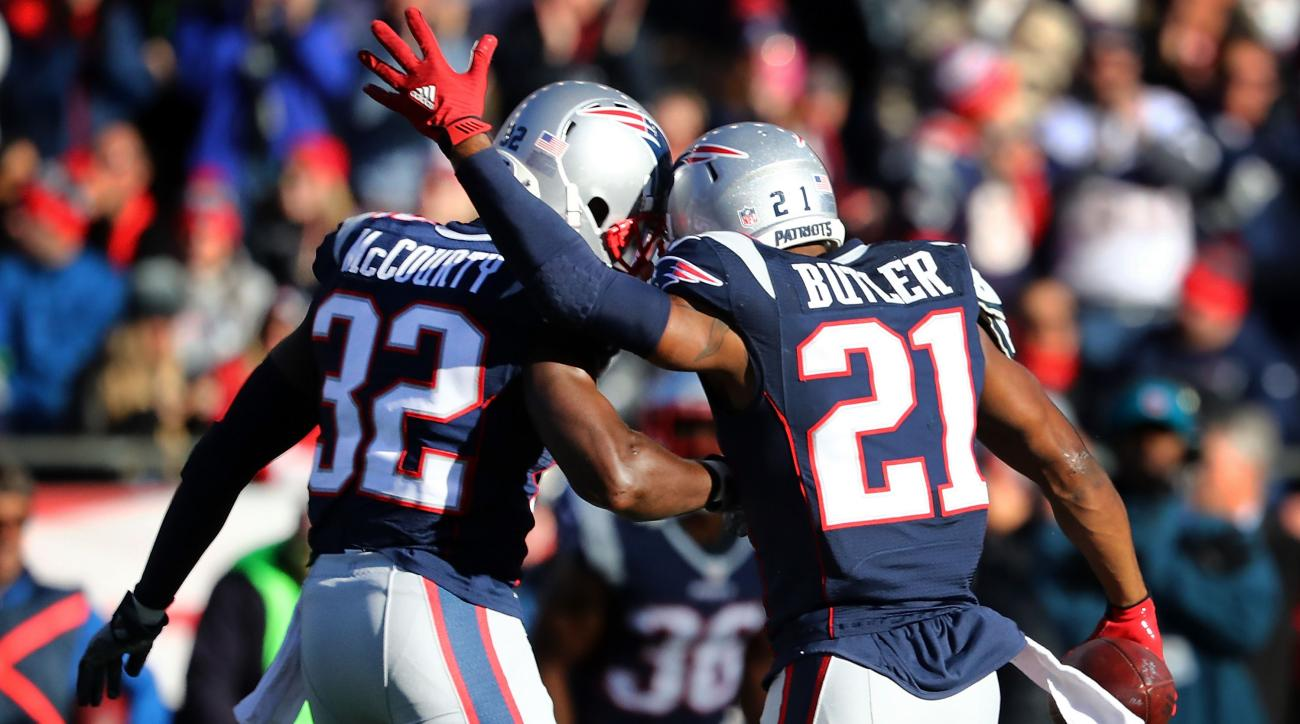 Patriots knew Butler would be benched, says McCourty