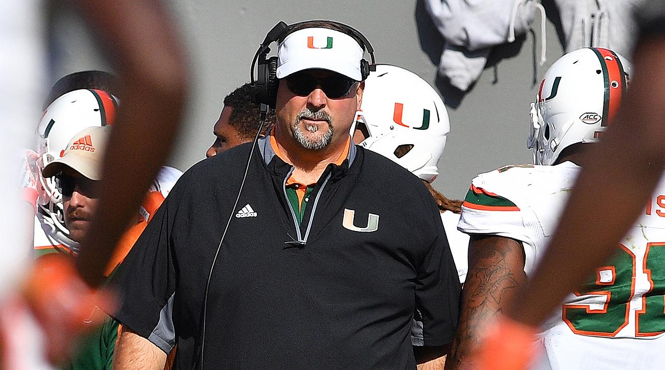 Bucs Interview Miami D-Line Coach Kuligowski