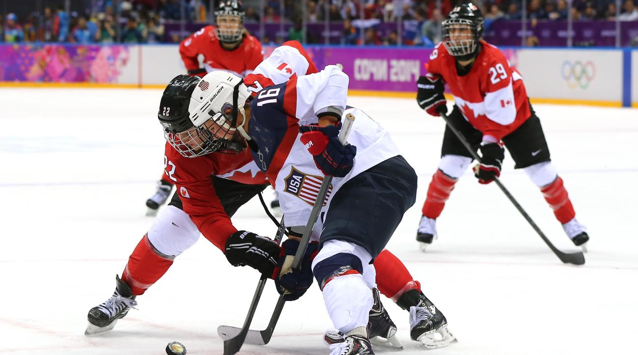 Team USA's four-year wait for women's hockey gold nearly  over