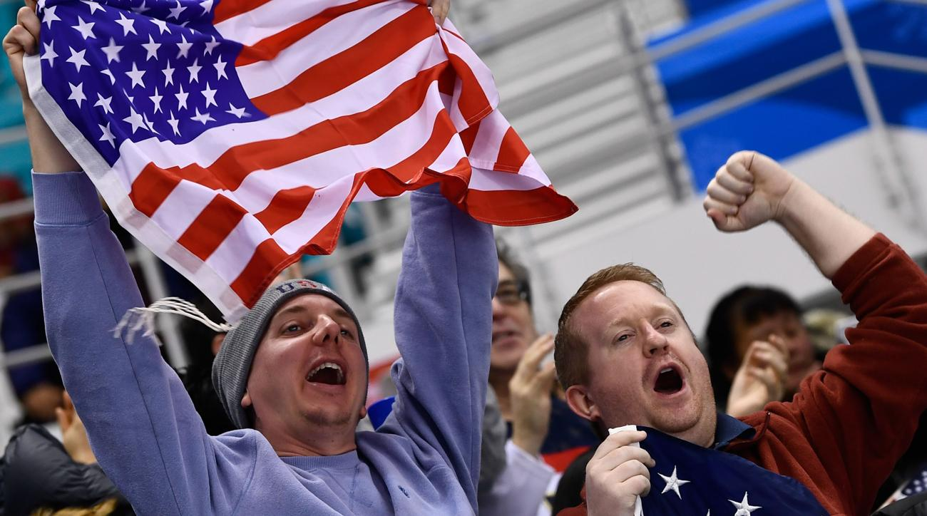 US Women's Hockey Team Reaches Gold Medal Game At Winter Olympics