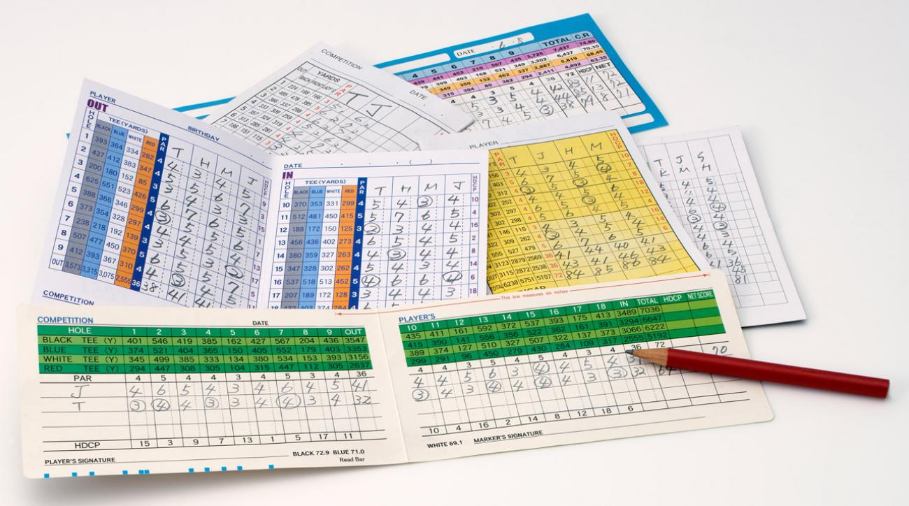 Beginning in 2020, your scores will influence your handicap on a real-time basis (instead of just twice a month).