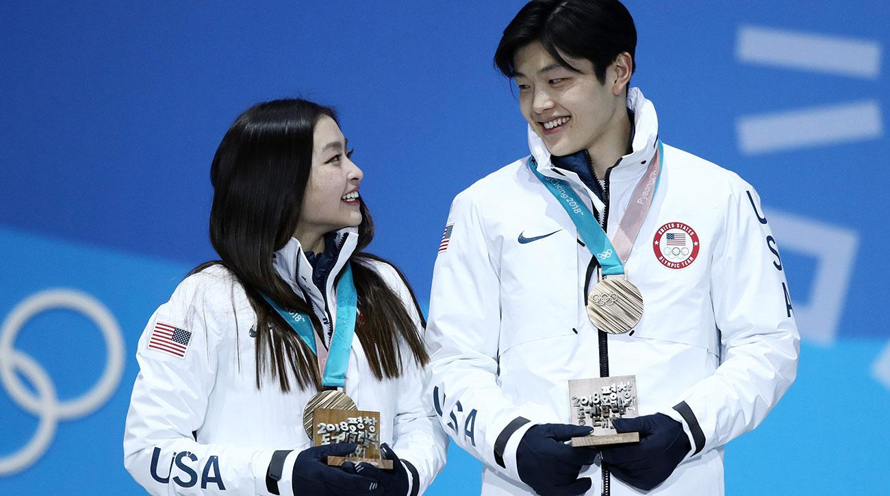 2018 winter olympics pyeongchang medal count feb 20