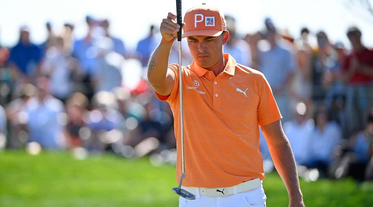 Rickie Fowler enters this week in good form as the defending champ.