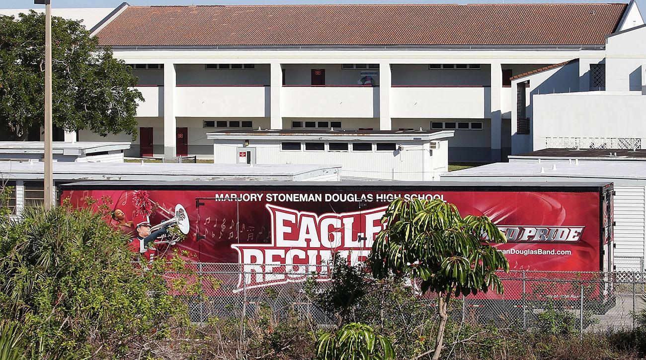 stoneman douglas high school girls basketball team