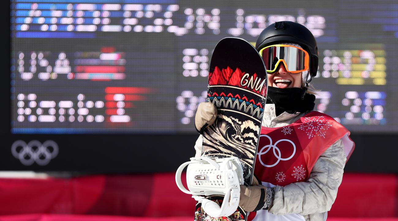 Big Air bounds into Olympics on a high note