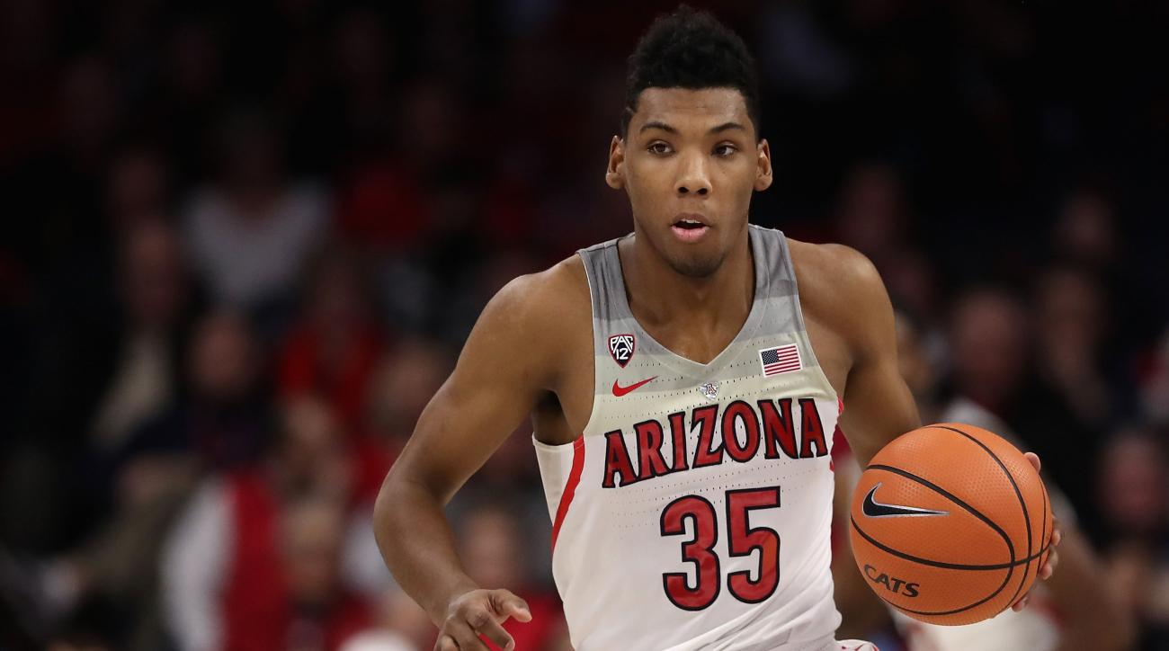 NCAA Suspends Arizona Guard Trier For Second Time