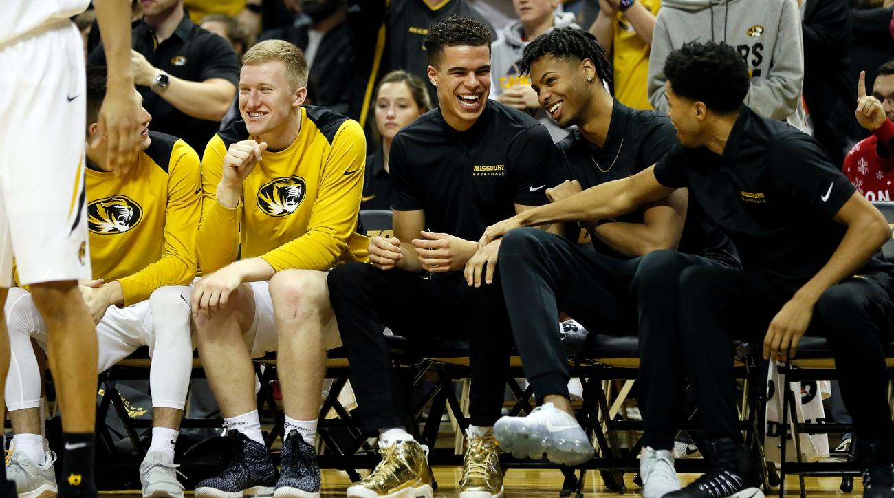 Missouri freshman Michael Porter Jr. cleared for basketball activities