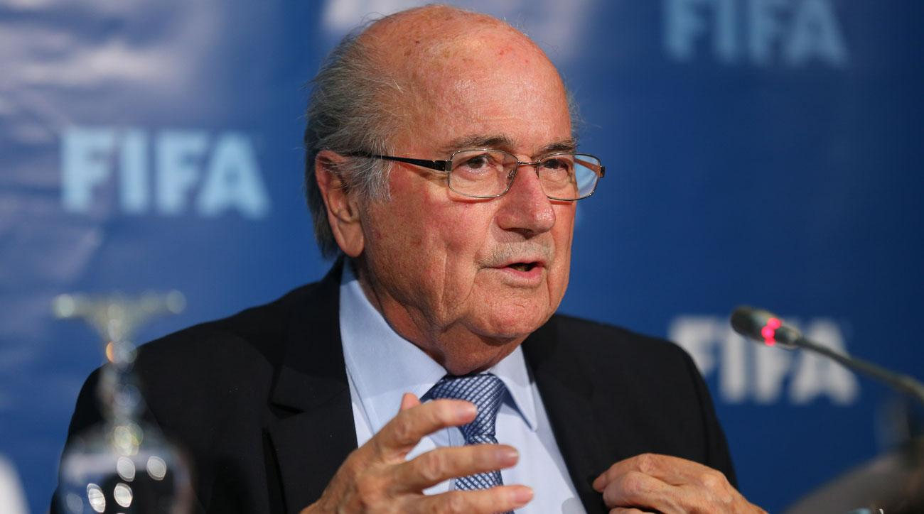 Sepp Blatter endorses Morocco bid over USA to host 2026 World Cup