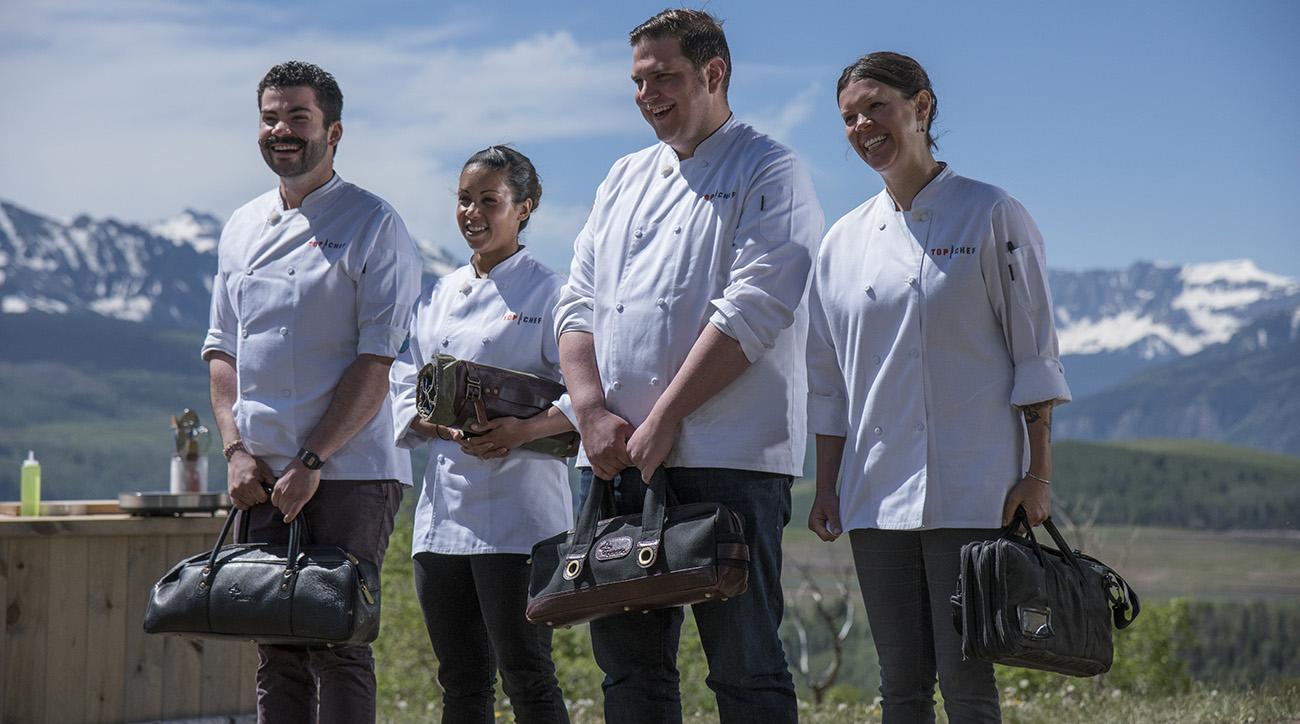 Top Chef Episode 12