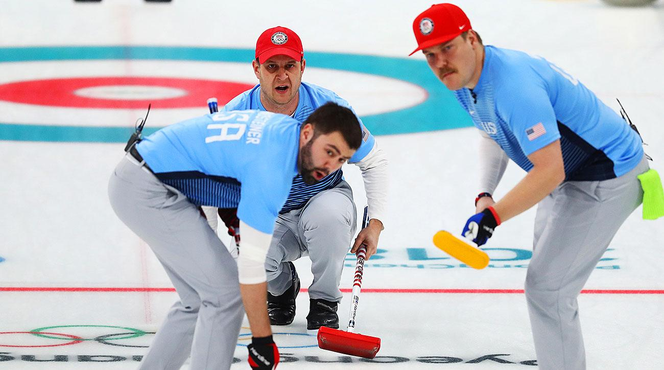 Winter Olympics  Usa Goes For Curling Gold After Stunning Canada Si Com