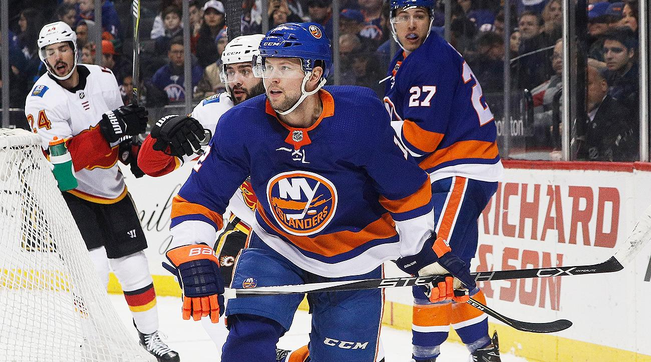 Islanders sign Josh Bailey to six year  30 million contract  7058b1604