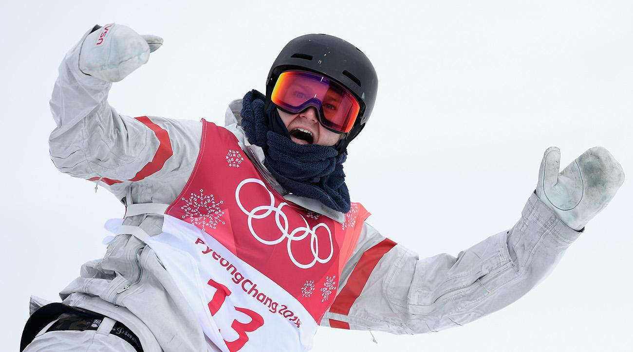 Canada's Sebastien Toutant wins gold medal in big air snowboarding