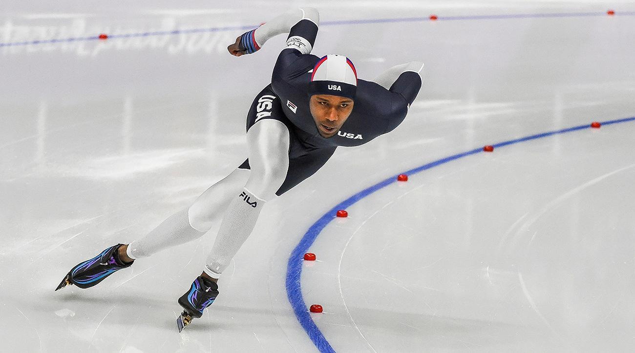 Shani Davis: U.S. speedskating legend exits without fanfare