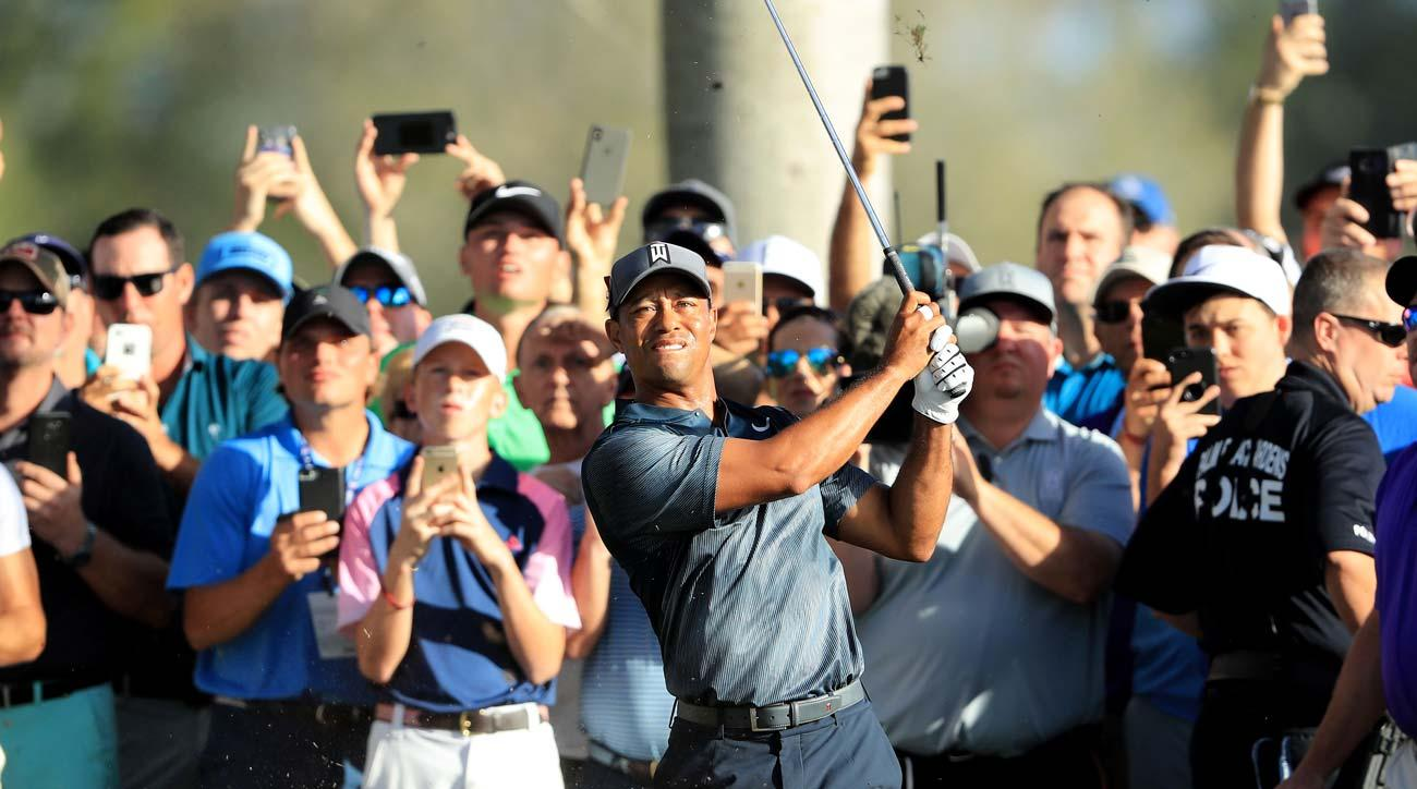 Will Tiger Woods make the cut at the Honda Classic? Follow his round below to find out.