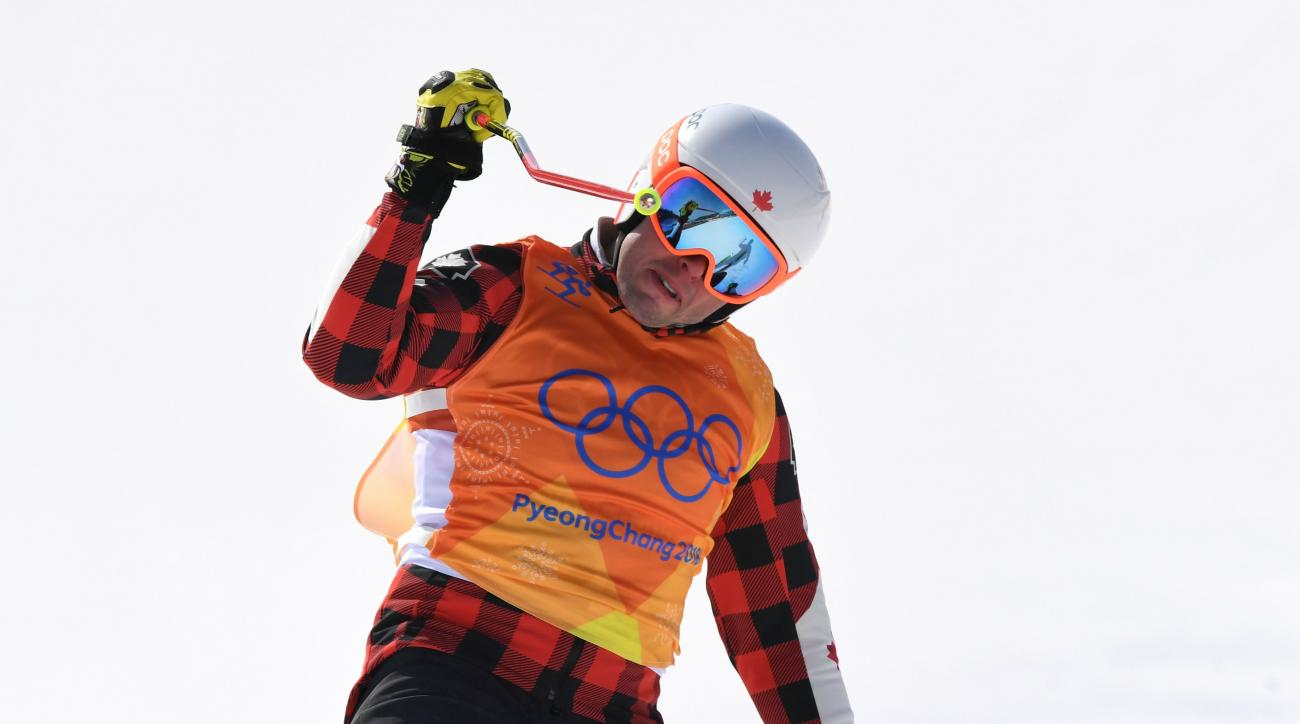 Canadian skier David Duncan was arrested in South Korea after a car was stolen and the driver, his trainer, was impaired.