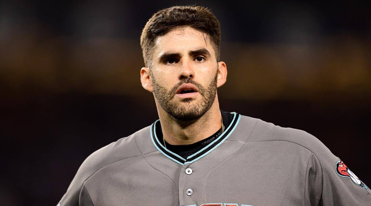 JD Martinez finally introduced as newest Red Sox slugger