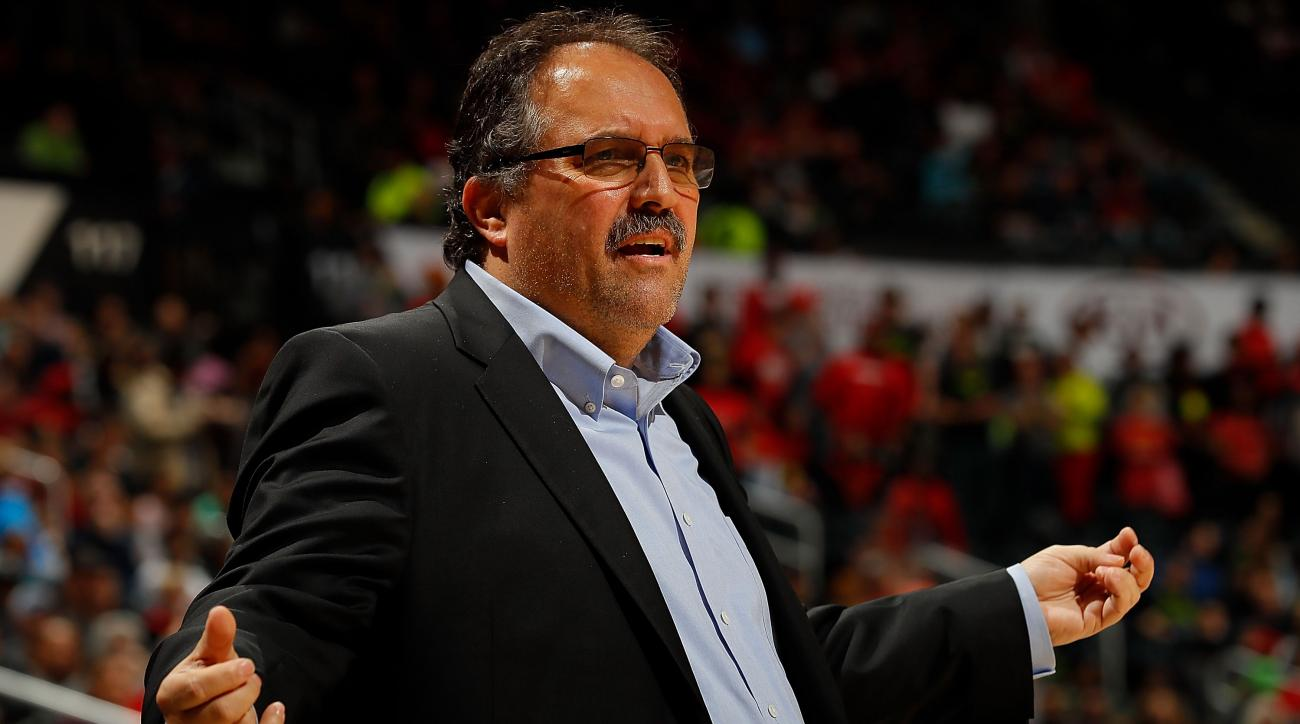 Stan Van Gundy rips NCAA, NBA's one-and-done rule