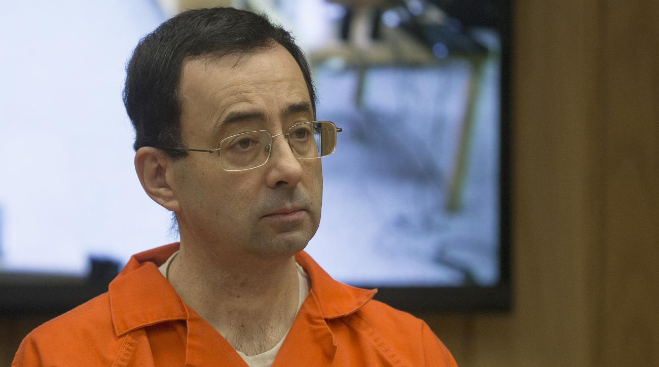Larry Nassar: Department of Education investigating Michigan State