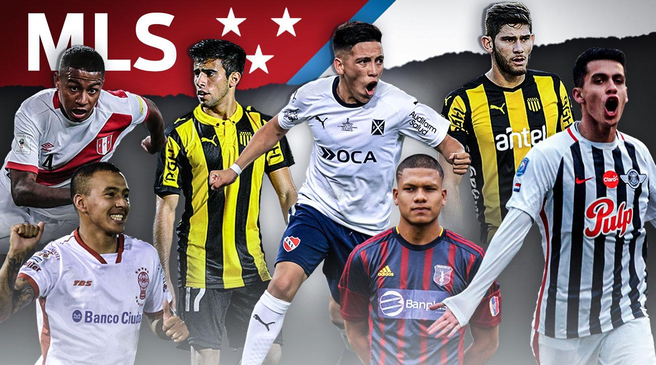 82fbd49bc MLS Target Signings Trend Toward the Rising South American Star