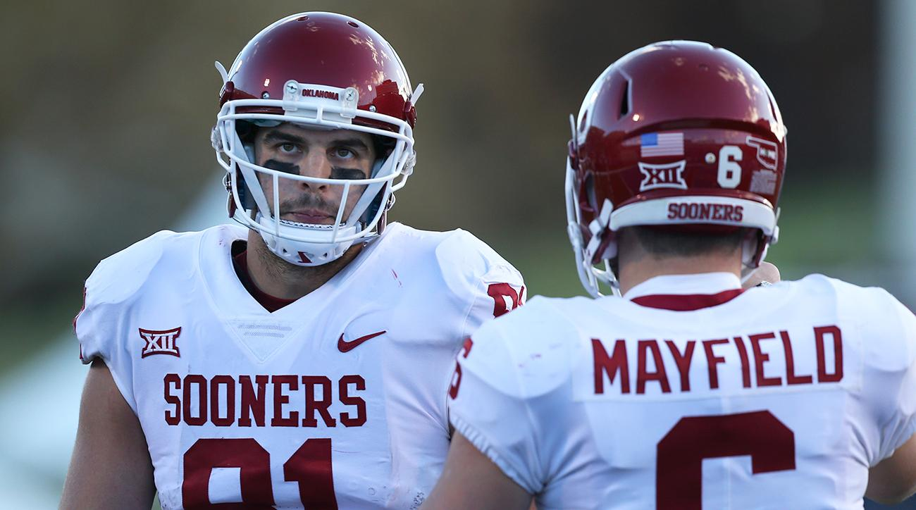 Baker Mayfield explains his approach to character questions from National Football League teams