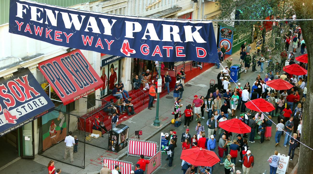 The Red Sox officially petitioned the city of Boston to rename Yawkey Way to Jersey Street.