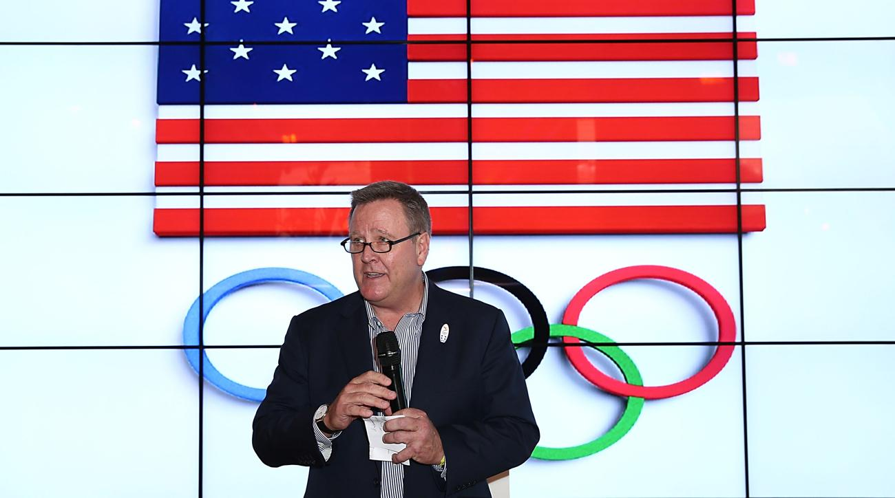 Scott Blackmun Resigns as Chief Executive of US Olympic Committee