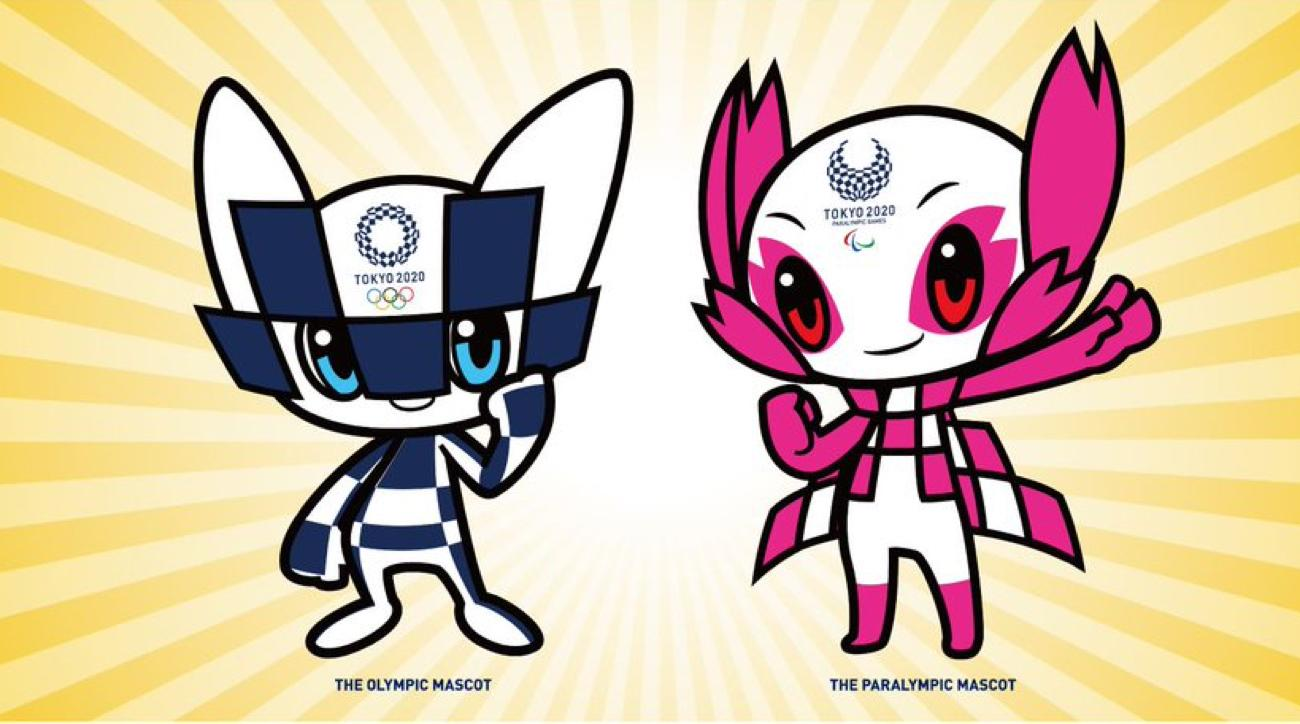 Check out the superhero mascots for the Tokyo 2020 Olympics