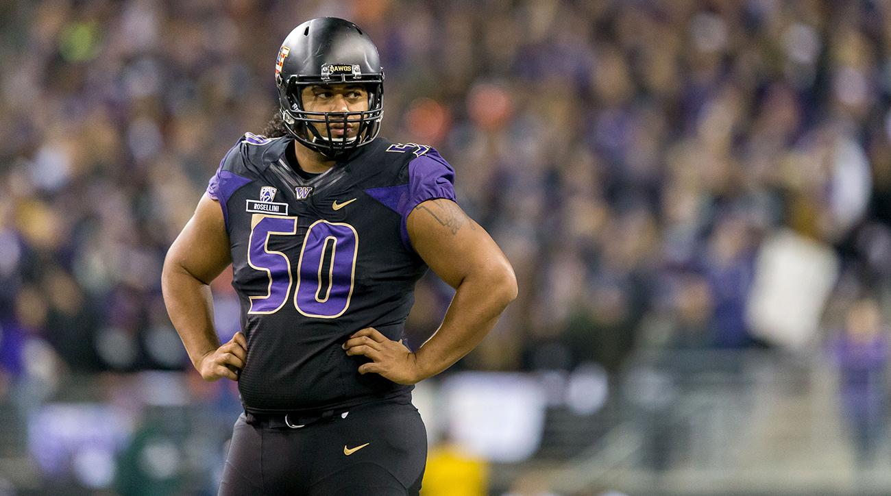 outlet store 4be5d 53327 Vita Vea: NFL Draft Combine's Biggest Star | SI.com