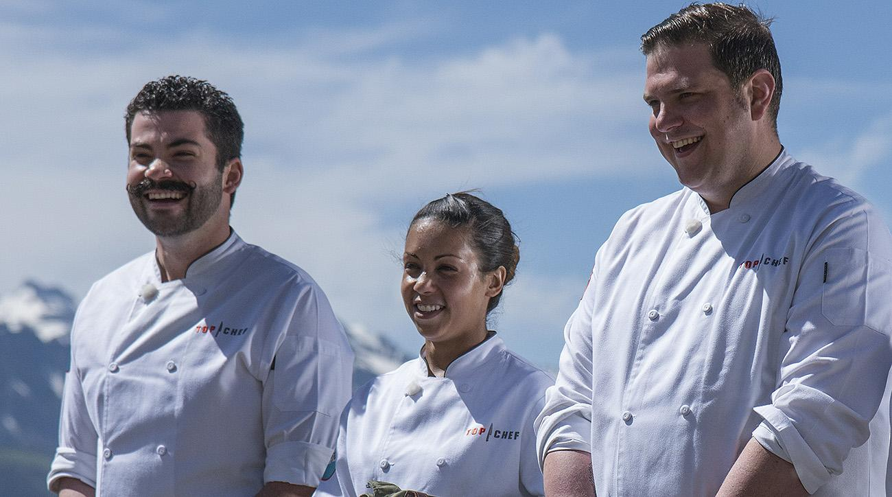 Top Chef's Final 3