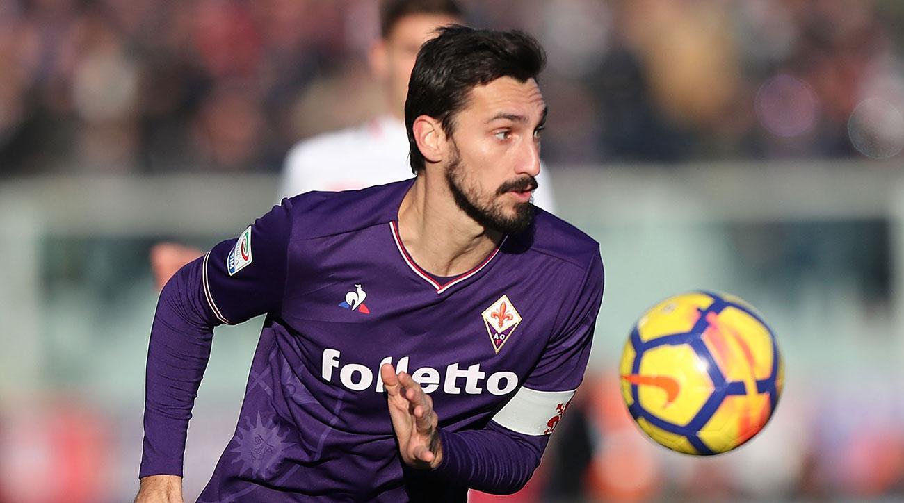 Fiorentina captain Davide Astori has died in his sleep