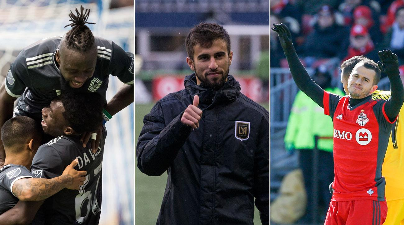 Vancouver and LAFC won on Week 1 in MLS, while Toronto FC surprisingly fell at home