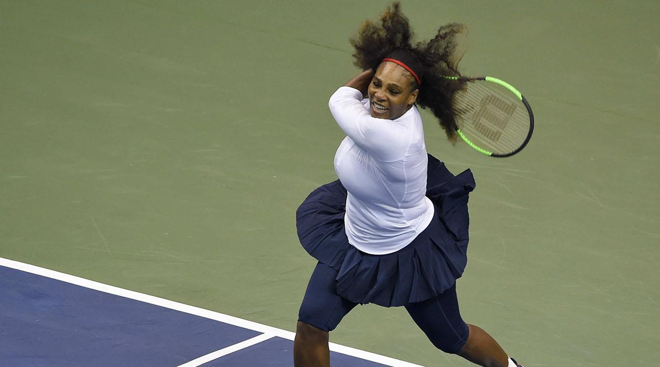 Serena makes declaration on return to the courts after childbirth