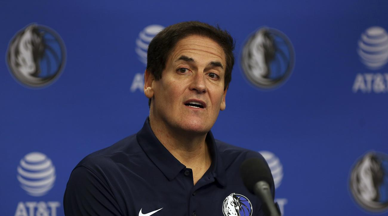 According to the Williamette Week, a woman accused Mark Cuban of sexual assault in 2011.