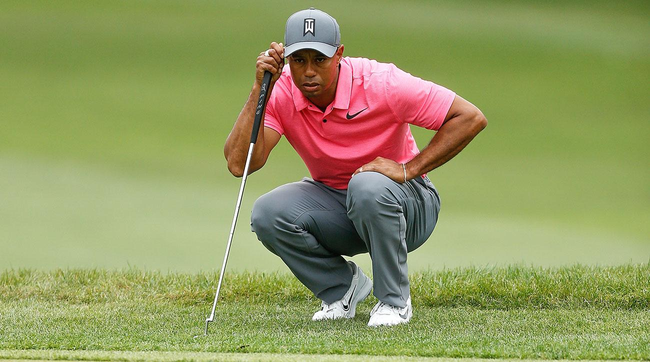 Tiger Woods has blown away expectations at the Valspar Championship this week.