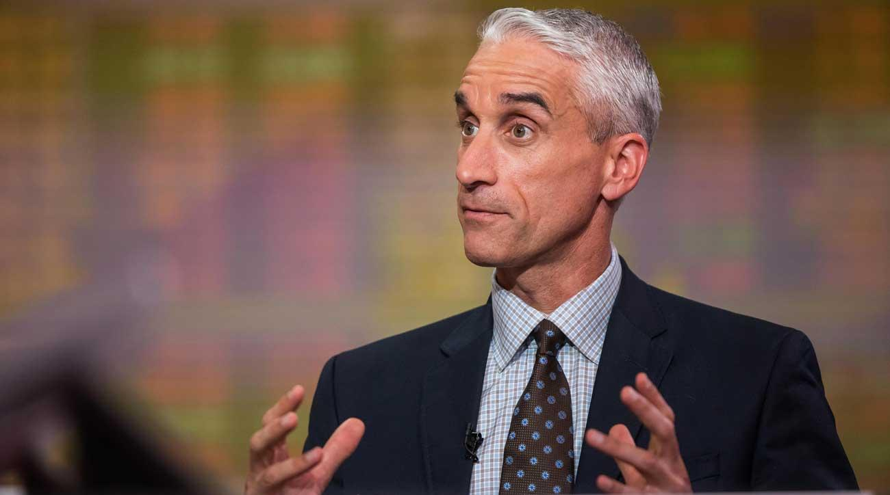 David Abeles clarified TaylorMade'sposition in the golf ball debate in a statement released Tuesday.