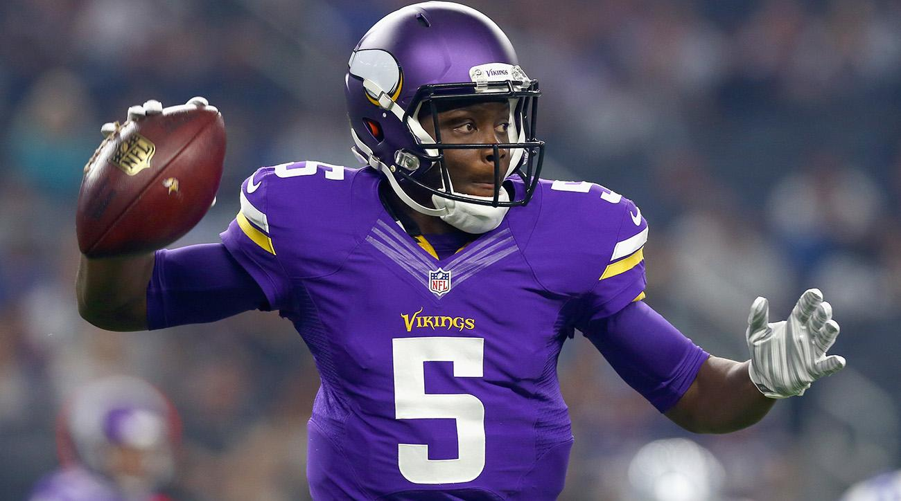 d97879fc7 Teddy bridgewater  Vikings QB to sign with Jets