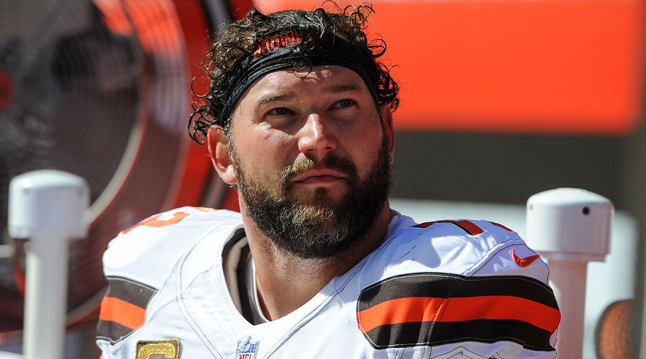 Joe Thomas Retires Cleveland Browns Star Done After Satu Seasons Si Com