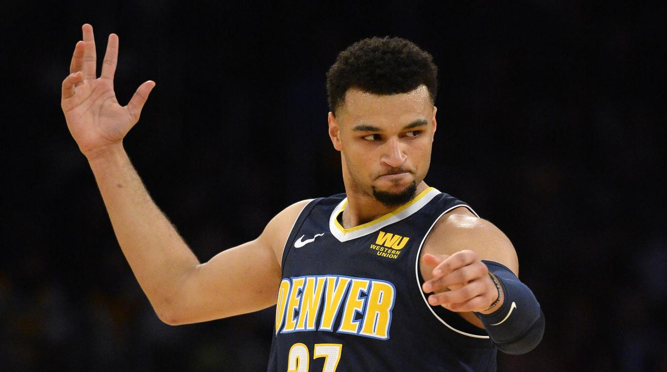 innovative design 2a1e9 a8ce3 Why do the Lakers hate Jamal Murray? Behind the beef | SI.com