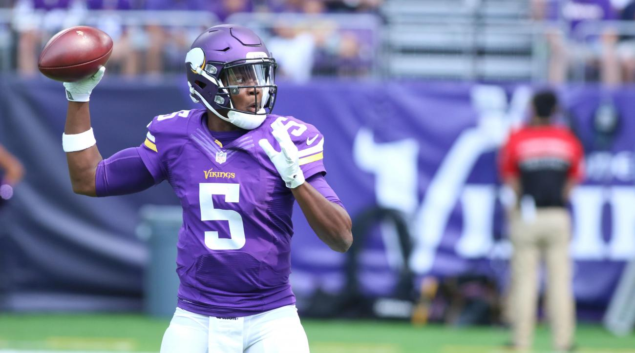 brand new 8efe3 5ba77 Teddy Bridgewater Jets: QB reportedly agrees to deal | SI.com