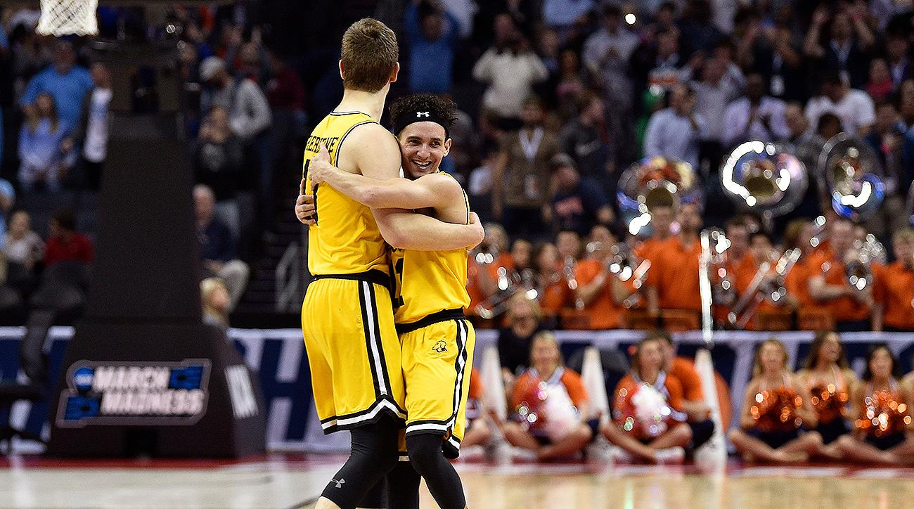 70586f19508 UMBC Electrifies the NCAA Tournament, Makes History With an Unforgettable  Upset