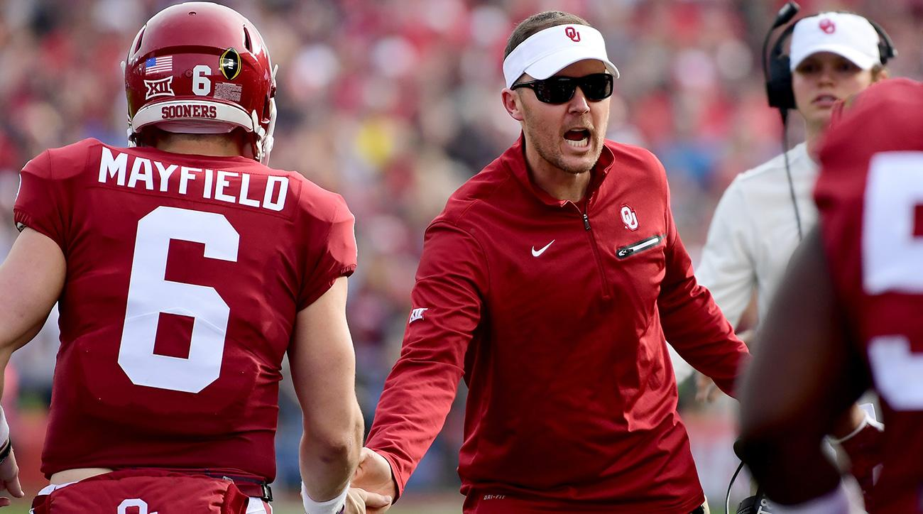 Lincoln Riley: Oklahoma Sooners football after Baker Mayfield