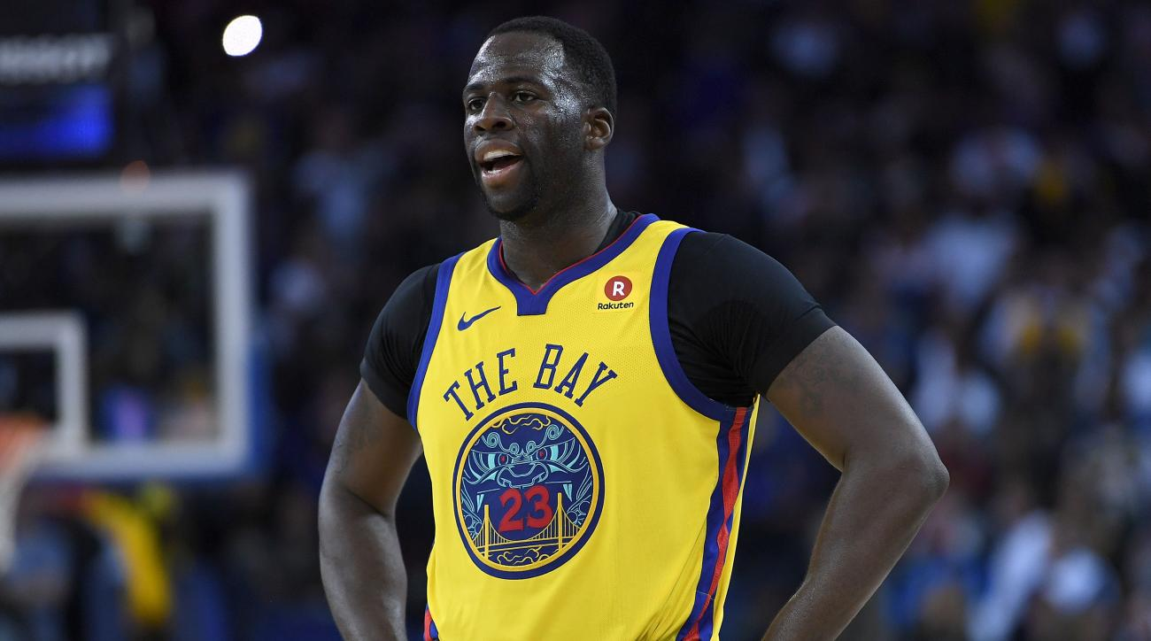 premium selection 75b00 a7388 Draymond Green  Where Does Warriors Star Rate Among NBA s Best    SI.com