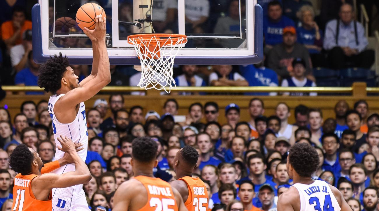 Duke Vs Syracuse Live Stream March Madness Tv Channel Time Si Com