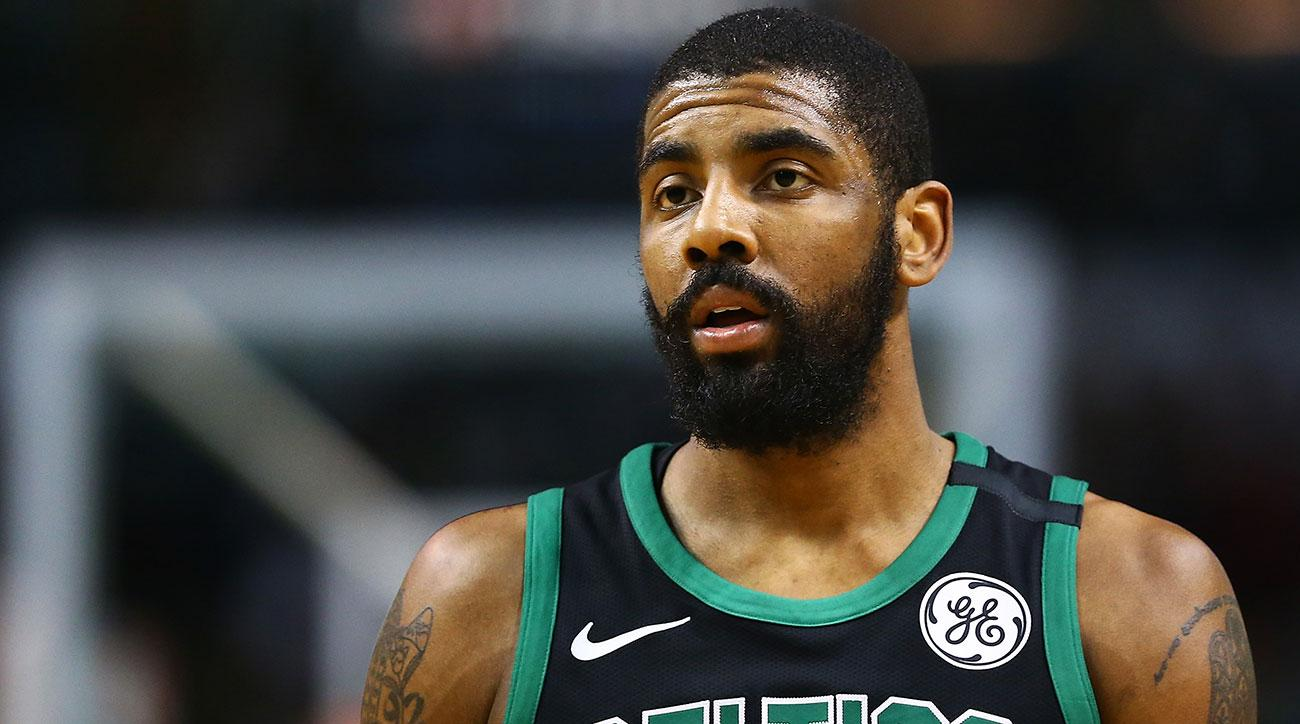 7f61c218df61 Kyrie Irving is an Australian-born pro basketball player who plays for the  National Basketball Association (NBA) franchise